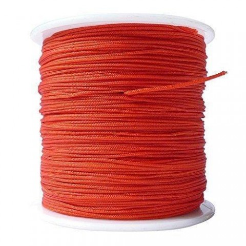 Red Nylon Rope