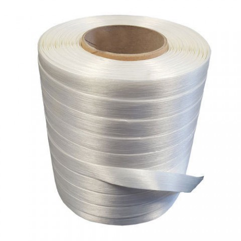 PET White Packaging Straps Supplier